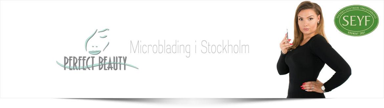 Microblading - Perfect - Beauty - behandlingar