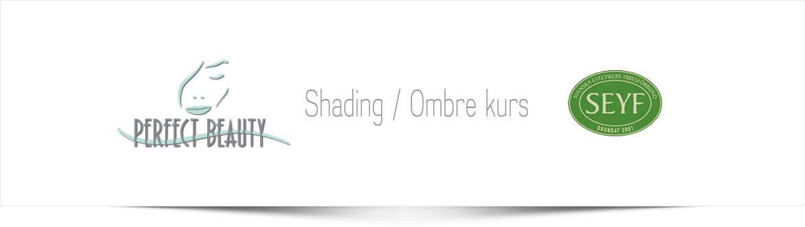 Shading Ombre - Perfect - Beauty - behandlingar